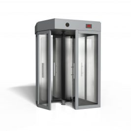Full Height Turnstile Revolving Door