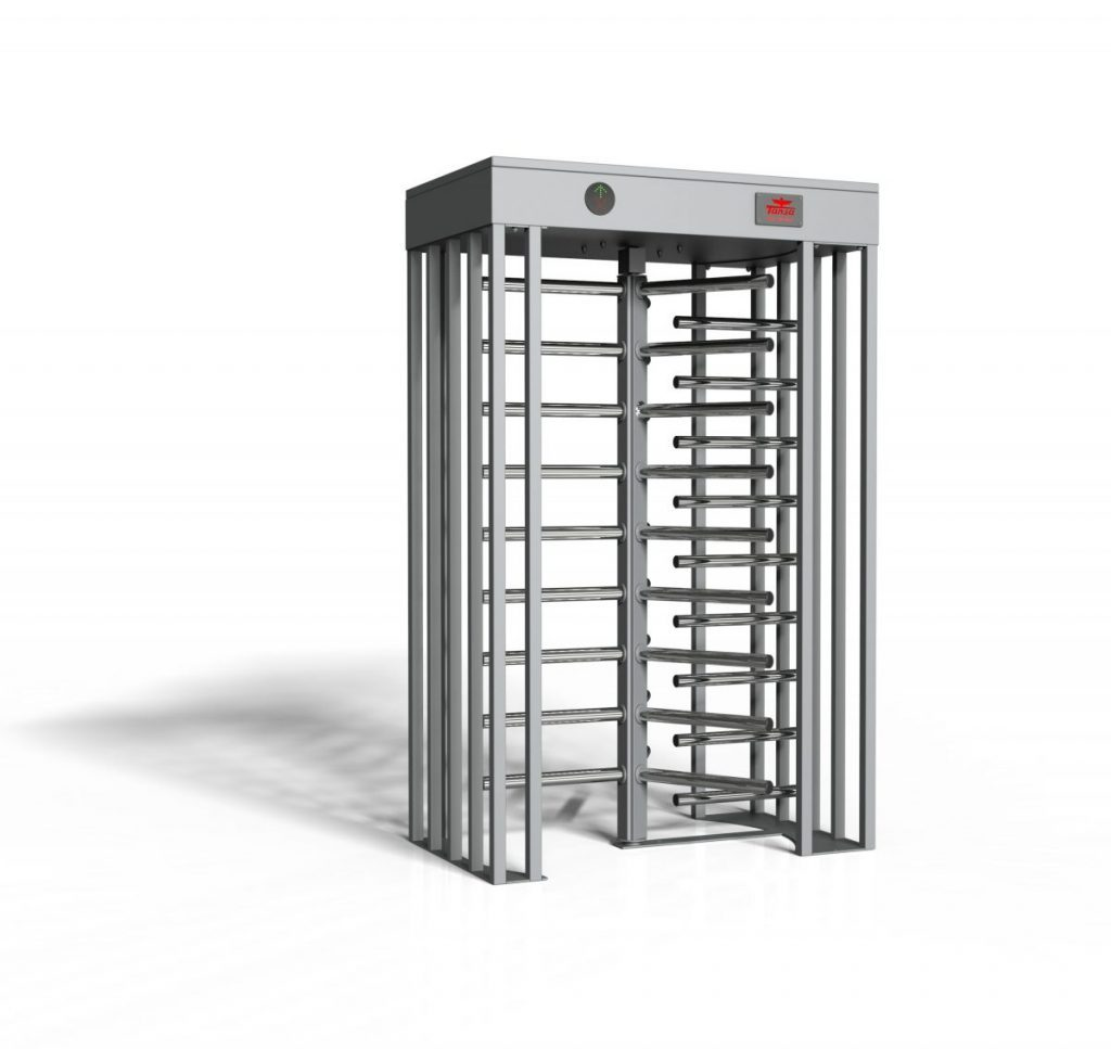 Full Height Turnstile Single Lane Stadium