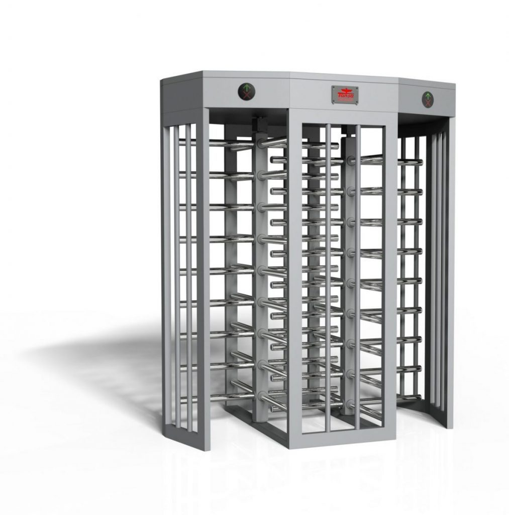 full height turnstile stadium