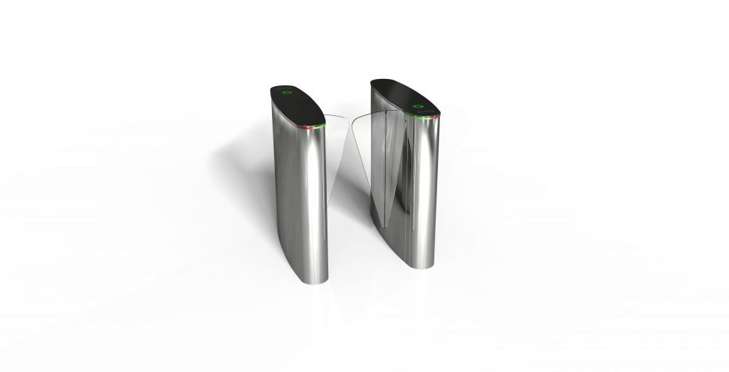 LTOP-111 optical turnstile security