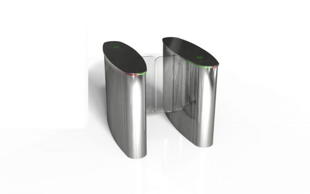 Optical Turnstile Security