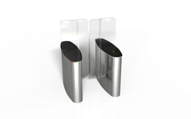 LTOP 301 KORIDOR Optical Turnstile Security
