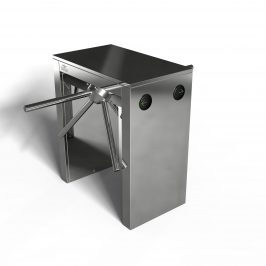 Double Lane Tripod Turnstile
