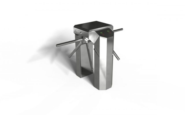 LTT 323D Security Tripod Turnstile Security Turnstile