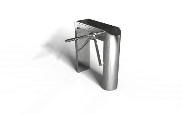 tripod turnstile waist height